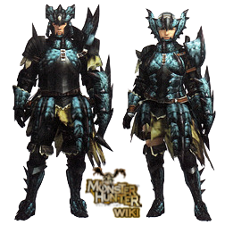 Image - MH3U Rath Soul Gunner.png - The Monster Hunter ...