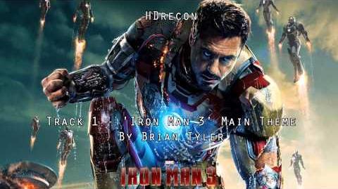 Iron Man 3 - Main Theme Song OST