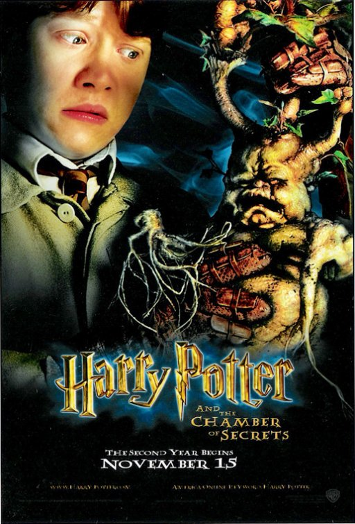 harry potter and the chamber of secrets wikipedia indonesia