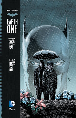 Cover for Batman: Earth One #1 (2012)