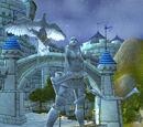 Statue von Alleria Windläufer