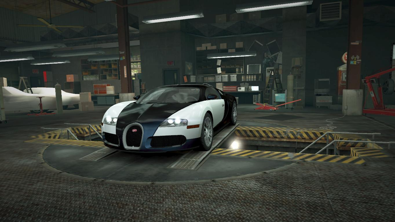 image garage bugatti veyron 16 4 nfs world wiki. Black Bedroom Furniture Sets. Home Design Ideas