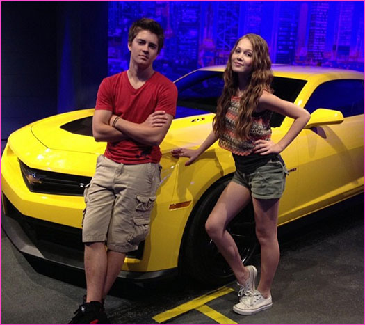 Is Bree dating chase lab rats xd