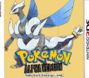 Pokémon Alpha and Omega Versions