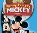 Walt Disney's Funny Factory