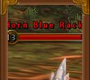 Horn Blue Rackuf