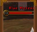 Blue Meteor