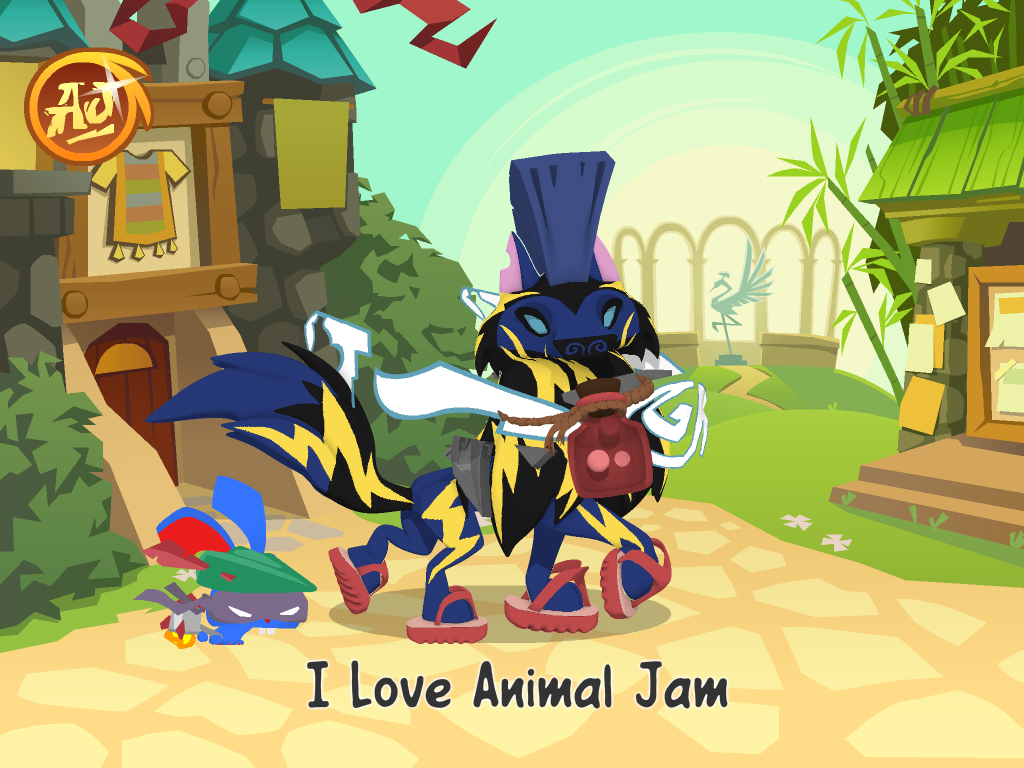 Arctic Wolf - Princess Smartypanda's Animal Jam Wiki, the ...