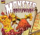 Monster Masterworks TPB Vol 1 1