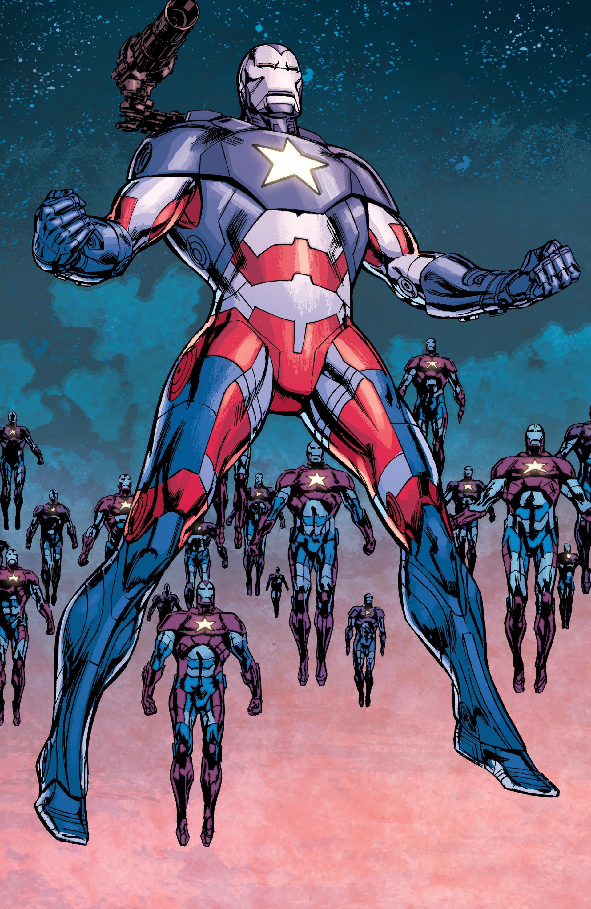 Iron Patriot Comic Iron Patriot Marvel Comics