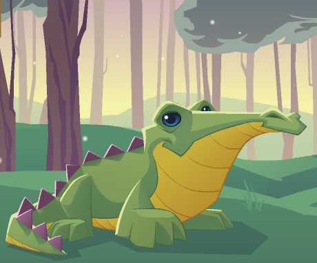 Crocodile animal jam wiki - Animaljam wiki ...