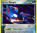 Team Aqua's Kyogre (Team Magma Vs. Team Aqua TCG)