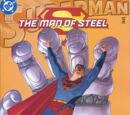 Superman: Man of Steel Vol 1 123