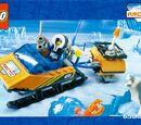 6586 polarny pojazd badawczy