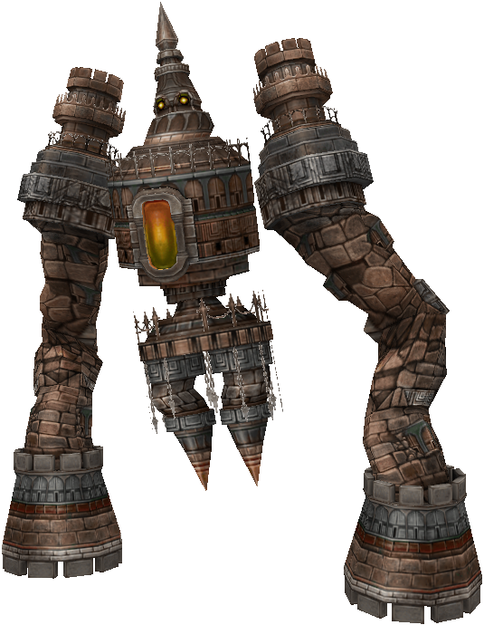 Clay Golem (Final Fantasy XII) - The Final Fantasy Wiki - 10 years of ...