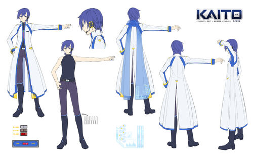 KAITO - Vocaloid Wiki - Wikia Vocaloid Kaito Wiki