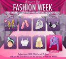 7 Days of Fashion Week - March 2, 2012