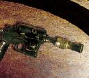 Blasterová pistole Model 57