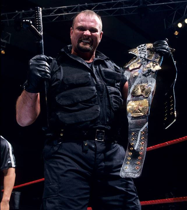 Image the big boss man harrdcore pro - Diva big man ...