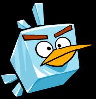 angry birds space ice bird - photo #10