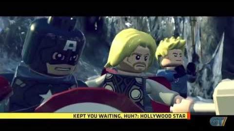 LEGO Marvel Super Heroes - E3 2013 Exclusive Trailer