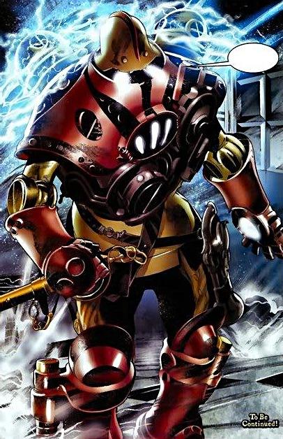 Iron Lord Armor Iron Man Wiki