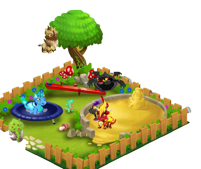 Archivo jardin de wiki dragon city for Que es jardin de infancia