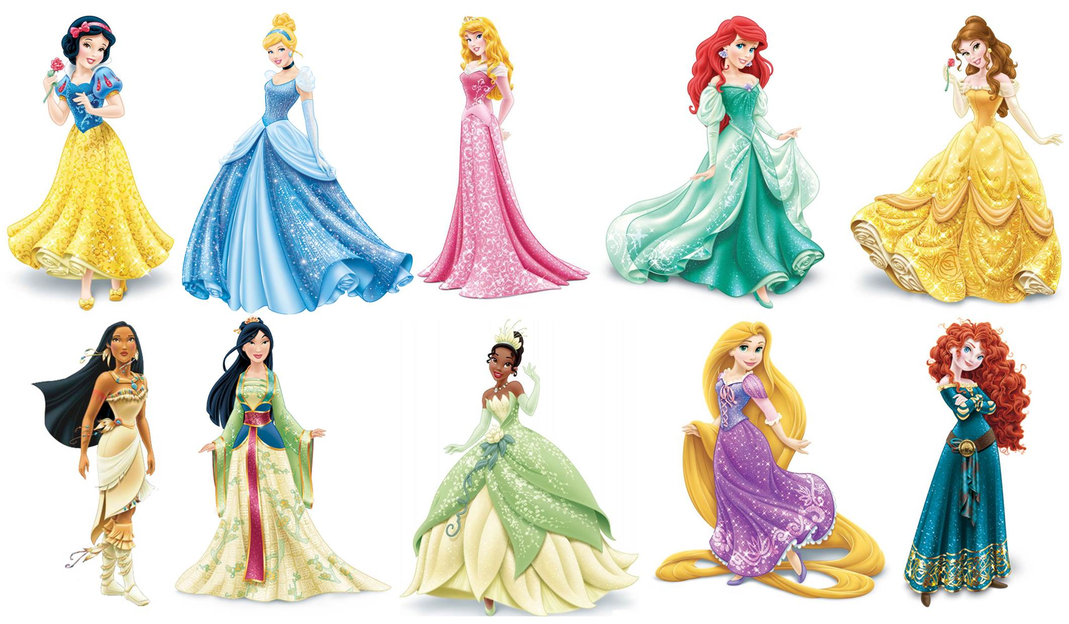 Photo Collection Disney Princess Names Princesses