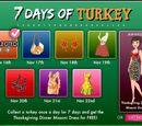 7 Days of Turkey - November 17