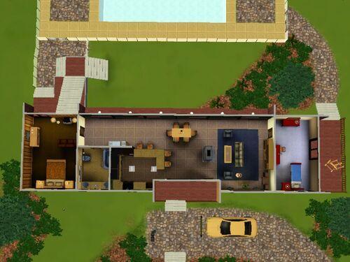 jogo gnomo de jardim : jogo gnomo de jardim:Image – Câmera Moderna (planta).jpg – The Sims Wiki – Wikia