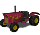 Willy's Tractor