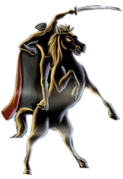 The Headless Horseman - Disney Wiki - Wikia Disney Headless Horseman