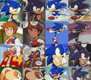 Sonic X (comic series)