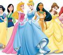 Mélodie du Nord/Les fées et princesses disney