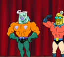 Mermaid Man and Barnacle Boy Actors