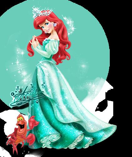 Princess Ariel Redesign Ariel Extreme Princess Photo
