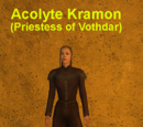Acolyte Kramon