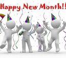 Austinmoon/Happy new month
