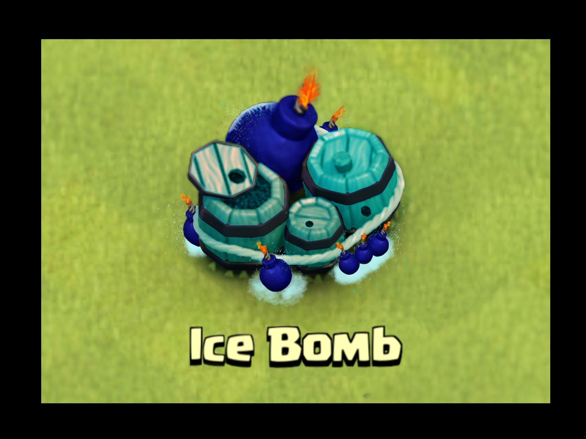 Clash Of Clans Air Bomb Viewing Gallery