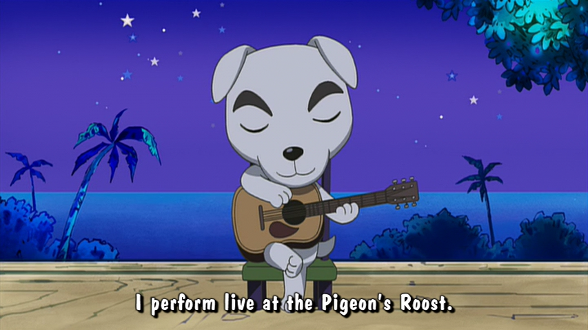Animal Crossing Pocket Camp How To Get Dog With Guitar