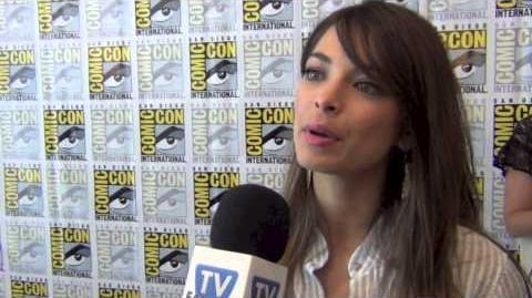 Kristin Kreuk - Beauty & the Beast Season 2