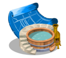 Steamy Hot Tub Blueprint