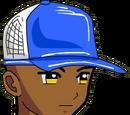 Blue Server Cap