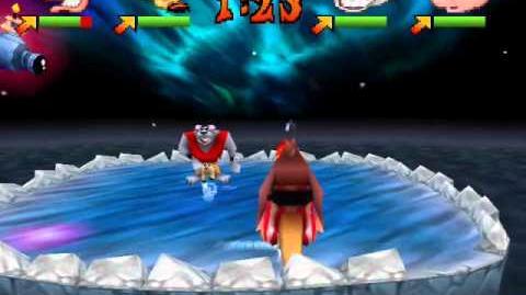 Polar Push Minigames