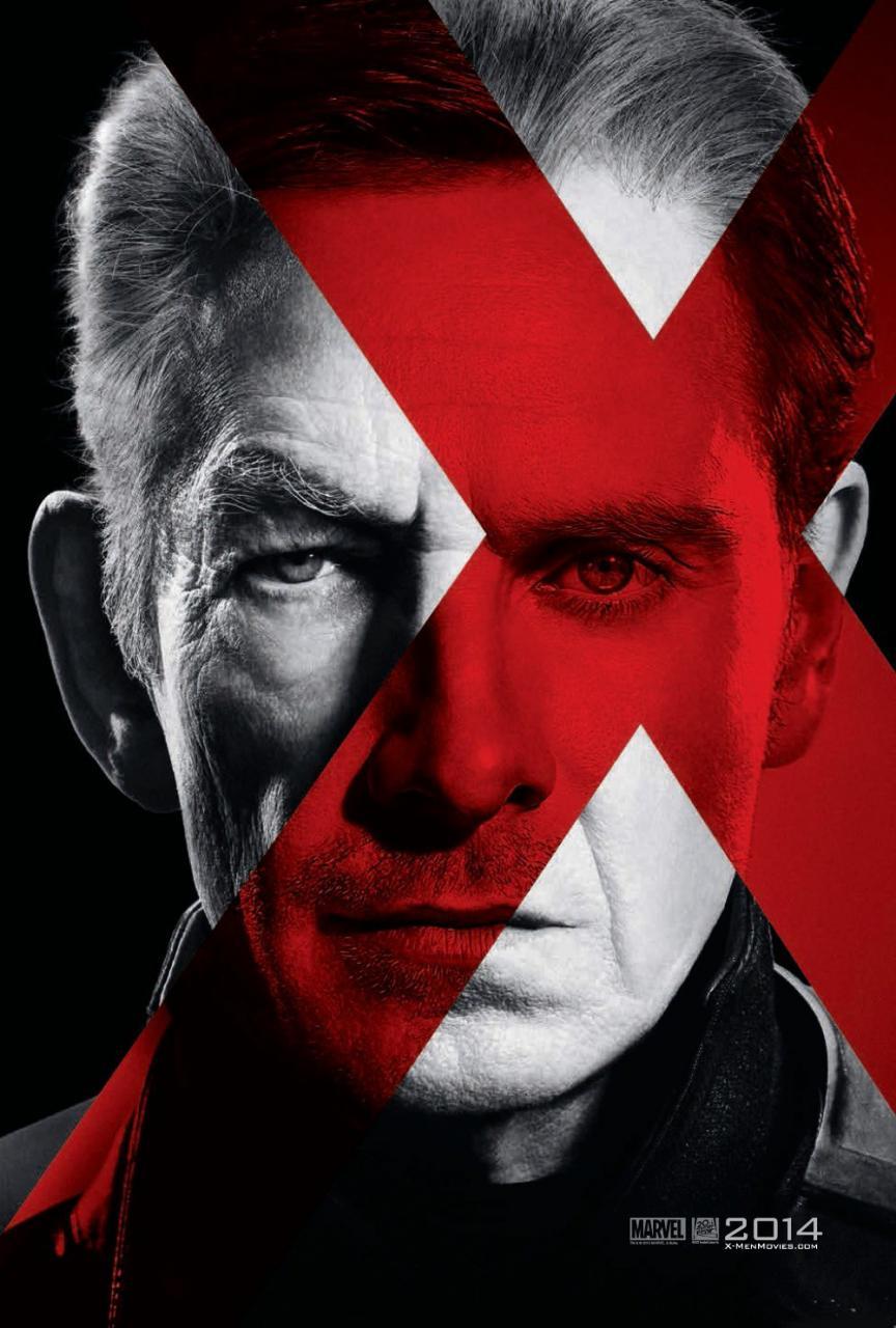Sir Ian McKellan/ Michael Fassbender – Magneto
