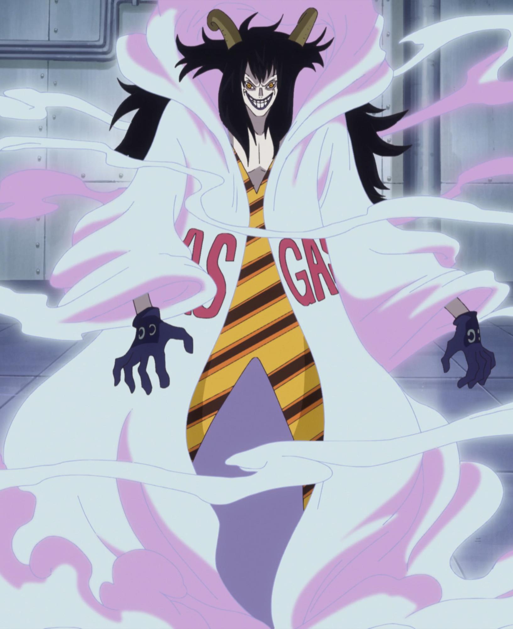 One Piece Encyclopedia: Caesar_Clown_Anime_Infobox.png