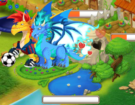 Cool Fire Dragon Pictures Image - soccer coolfire.png