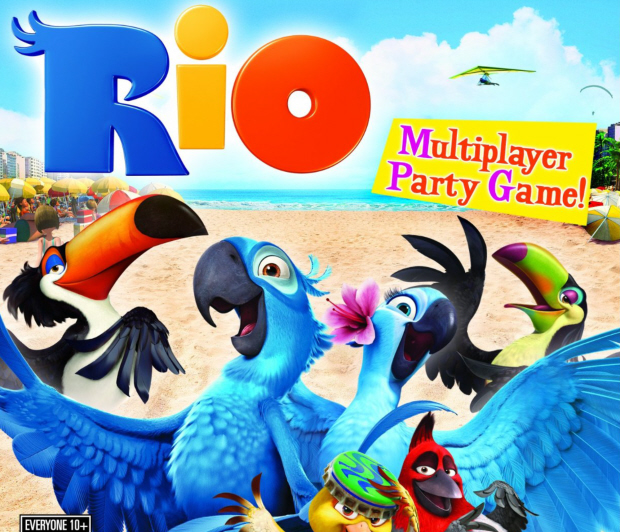 online rio games