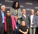 Brandon Rhea/Star Wars Actors Kickoff Celebration Europe II