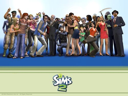 university game guide sims 2